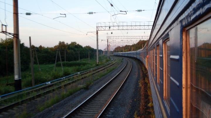 Мужчина, опоздавший на последний автобус до Рыбинска, уехал домой на крыше поезда