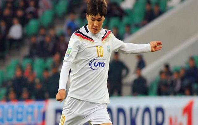 Узбекский футболист Элдор Шомуродов перешел в ФК «Ростов»