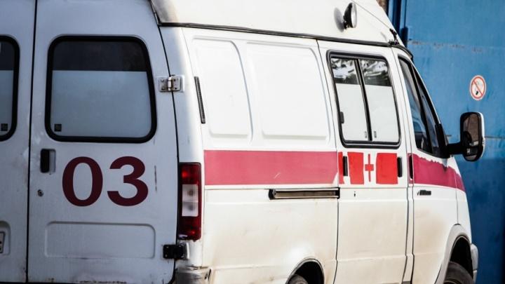 В Ростовской области в ночном пожаре погибли отец и сын