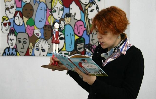 Детская писательница Мария Бершадская встретится с тюменцами