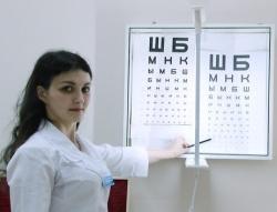 Проверить зрение в новой клинике Бранчевского
