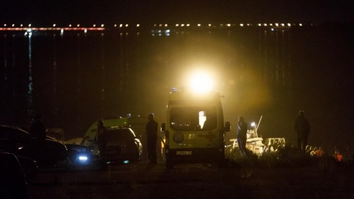 В Волгограде на разбившемся катамаране отдыхали инспекторы ГИБДД