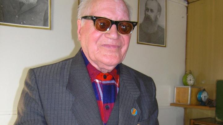 Волгоград простился с создателем Красноармейского дендрария