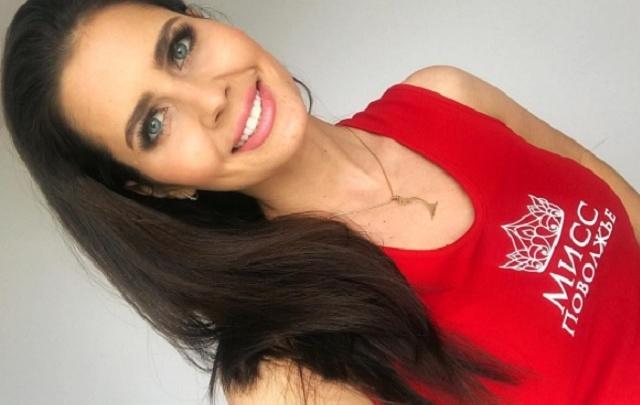 В жюри будут итальянцы: пермячка Анастасия Ладейщикова участвует в конкурсе «Мисс Поволжье»