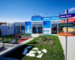 В ЖК «Легенда Парк» открылся уникальный офис продаж