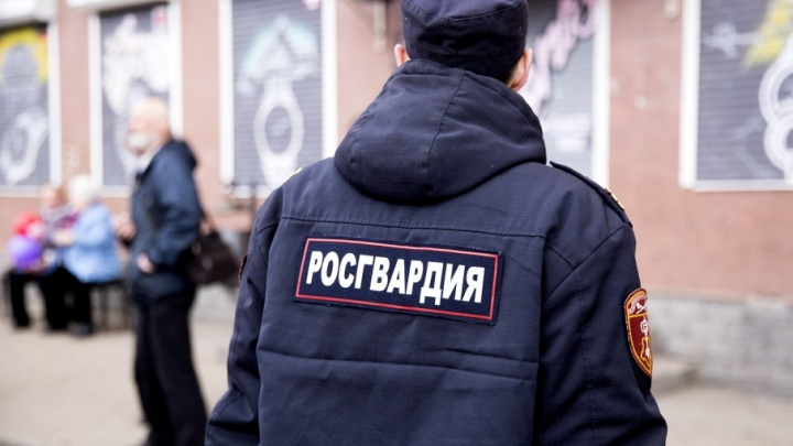 В Ярославле 18-летний парень избил росгвардейца