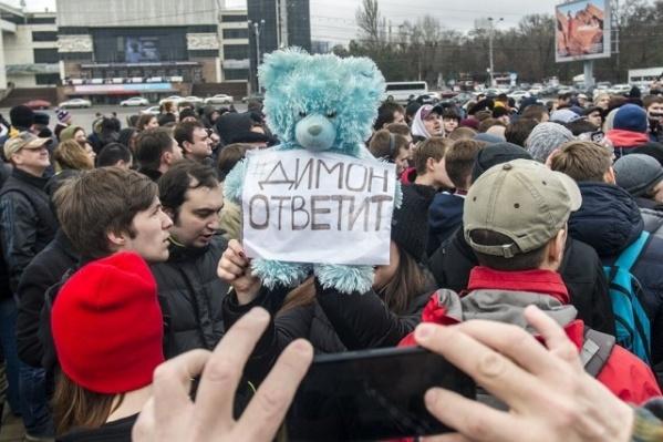 Премьер-министр России назвал главу ФБК «политическим проходимцем»