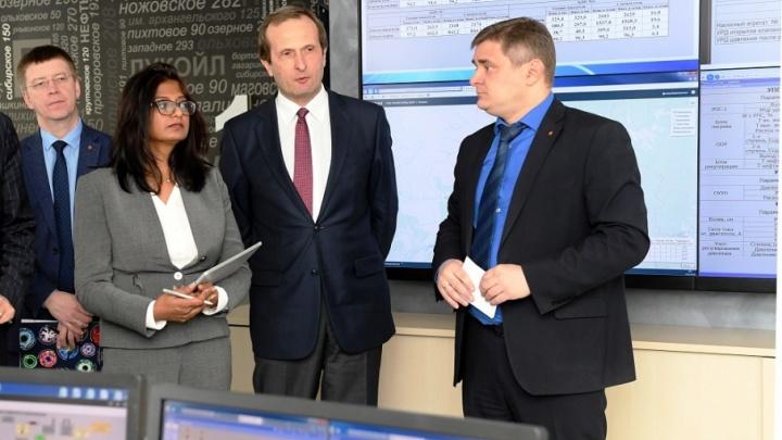 Иностранные эксперты оценили эффективность центра интегрированных операций «ЛУКОЙЛ-ПЕРМЬ»