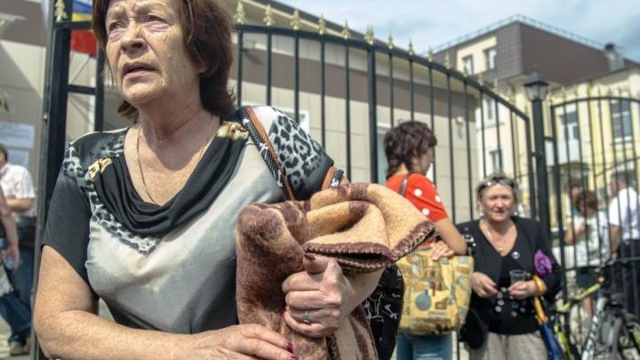 Ростовских погорельцев переселят в гостиницы в течение трех дней