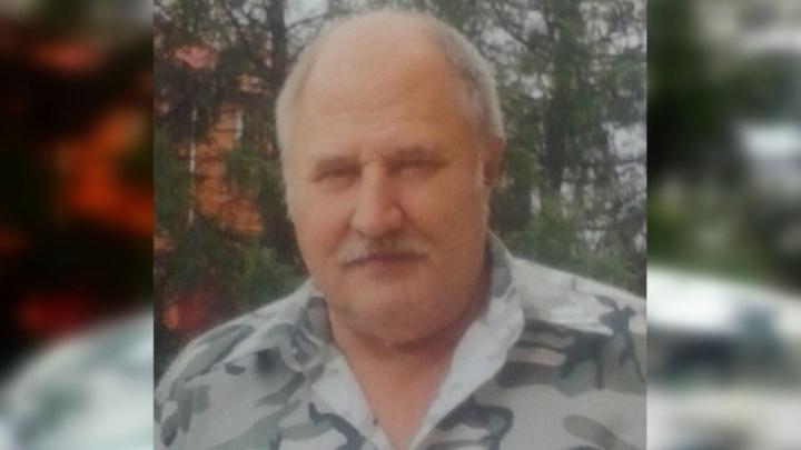 Волонтеры выйдут на поиски пропавшего в Перми 65-летнего пенсионера