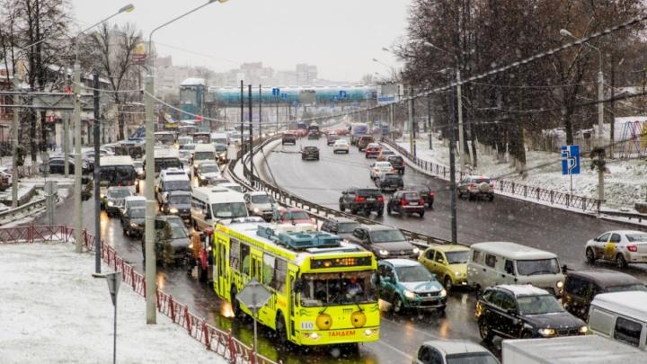 Одно утро из пробки на Московском: как быстрее добраться до работы