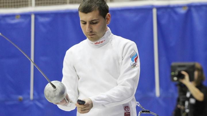 Самарский шпажист выиграл золото чемпионата Европы