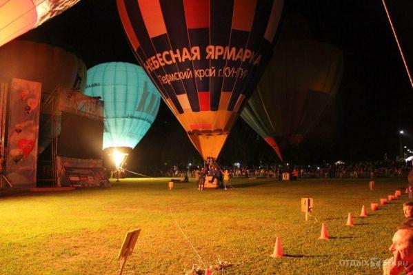 Рассказываем о самых интересных событиях фестиваля воздухоплавания этого года