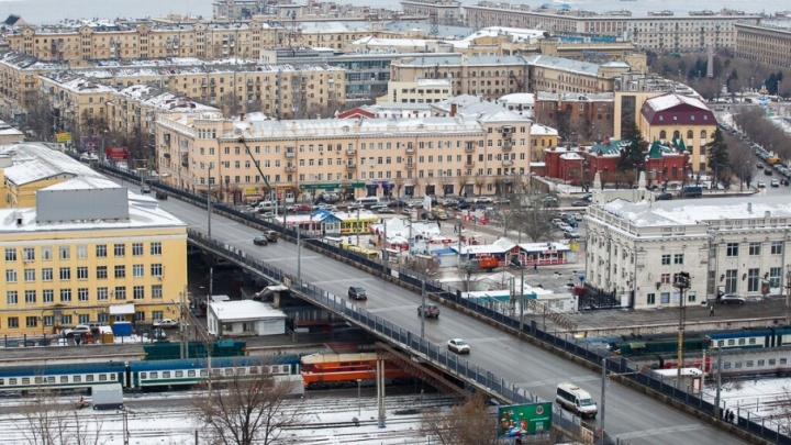 На Новый год и Рождество в Волгограде перекроют основные улицы