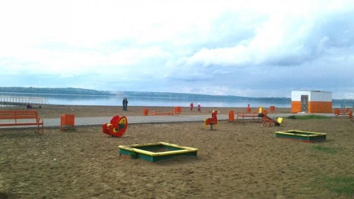 КамГЭС, Сылва, Мотовилихинский пруд: в Перми официально открылся пляжный сезон