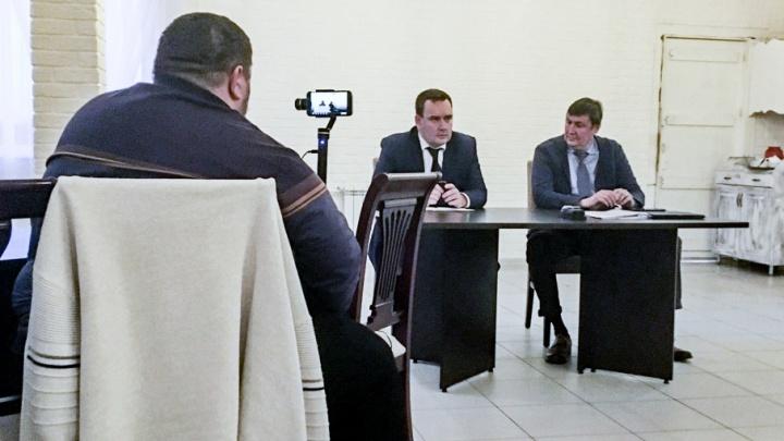 Вице-губернатор и депутат облдумы рассказали о гениталиях в культуре Волгограда