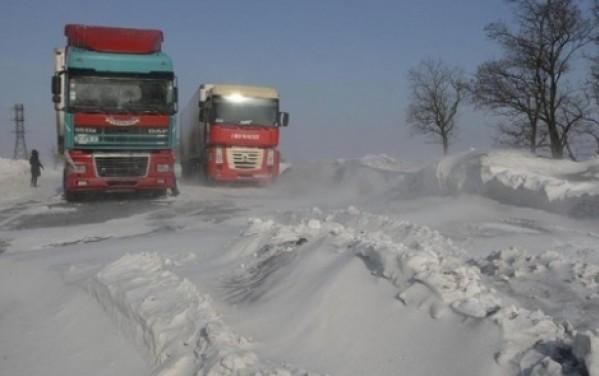 Любые грузы из Архангельска в Нарьян-Мар и обратно КамАЗы доставят по зимнику