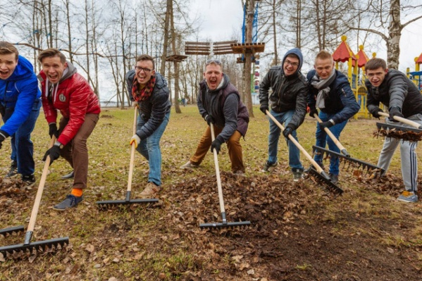 Ведущие Ярославля развлекут горожан на субботнике