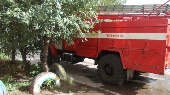 Пожар в ярославской квартире: на кухне замкнуло розетку