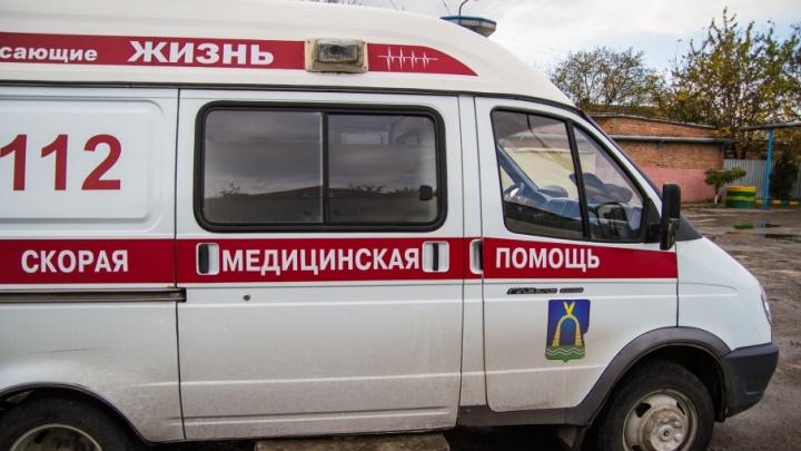 В Ростовской области задержали угонщика скорой помощи