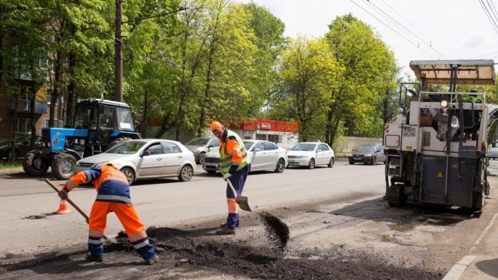 Вспомнили о пешеходах: в четырёх районах Ярославля сделают тротуары