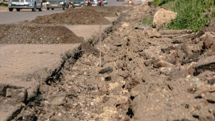 В микрорайоне Волгарь планируют построить новую дорогу