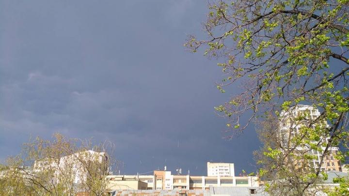 МЧС предупреждает жителей Прикамья о штормовом ветре