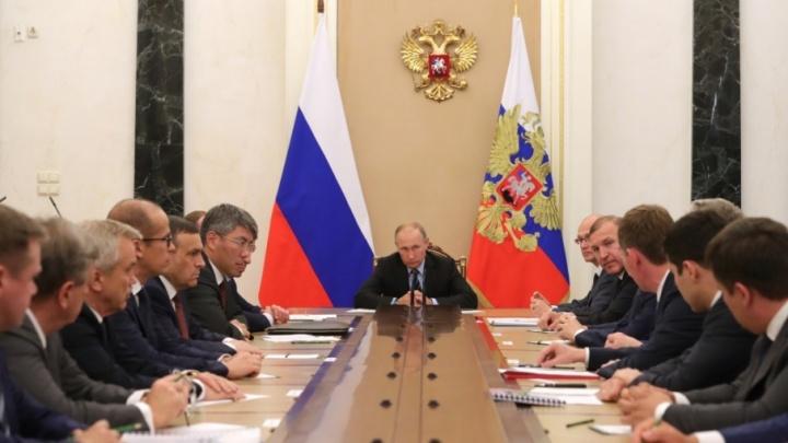 Дмитрий Миронов встретился с Владимиром Путиным: о чем разговаривали