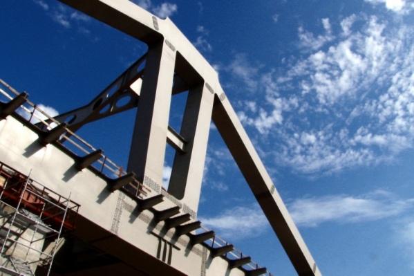 Открытие Фрунзенского моста перенесли на 2019 год