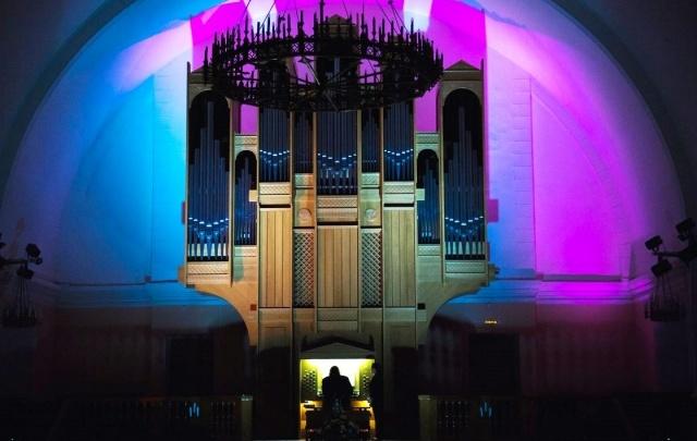 Северное сияние и музыка органа: в Архангельске состоится уникальный концерт