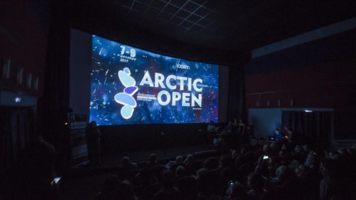 В Архангельске стартовал фестиваль Arctic open