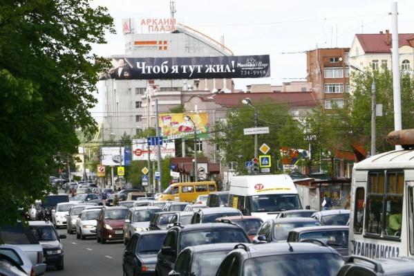 Запрет на езду по городу для «учебок» уменьшит пробки