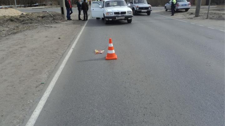 Пенсионерка погибла под колесами «Волги» в Соломбале