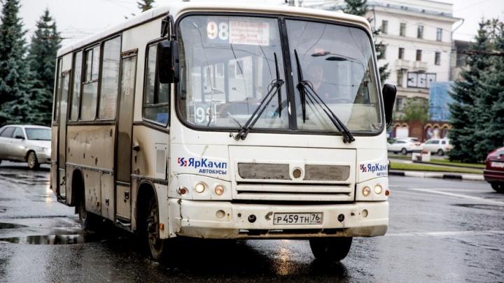 Ярославцы не поддержали идею мэра заменить маршрутки на городские автобусы