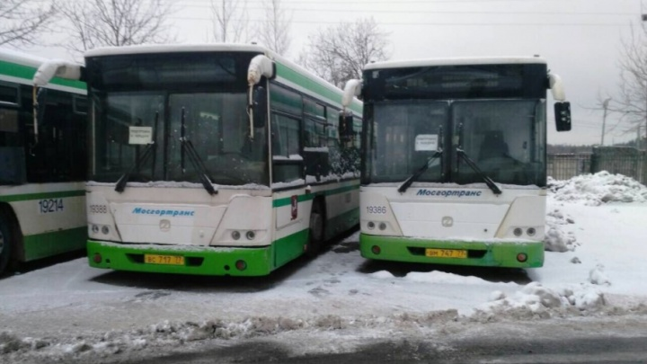 Москва подарит Ярославлю свои трамваи и автобусы