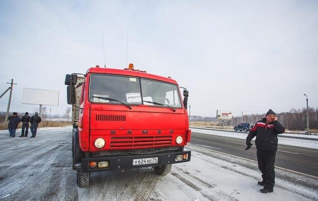 Благодаря «Платону» дальнобойщики в Челябинской области сэкономили 149 млн рублей