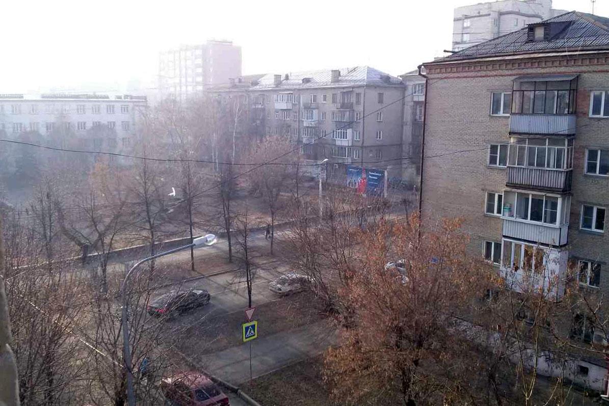 Таким сегодня день был на улице Пушкина