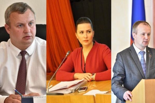 Михаил Кузнецов, Любовь Сурова, Вячеслав Гаврилов