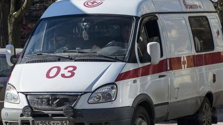 В Ростове разбился насмерть выпавший из окна годовалый ребенок