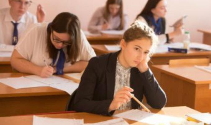 Тысячи ростовских девятиклассников сегодня сдавали экзамен по математике