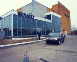 Динамика Архангельск Рено продает свой первый автомобиль