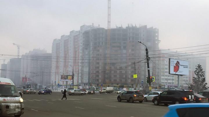 Челябинцев предупредили о смоге из-за безветренной погоды