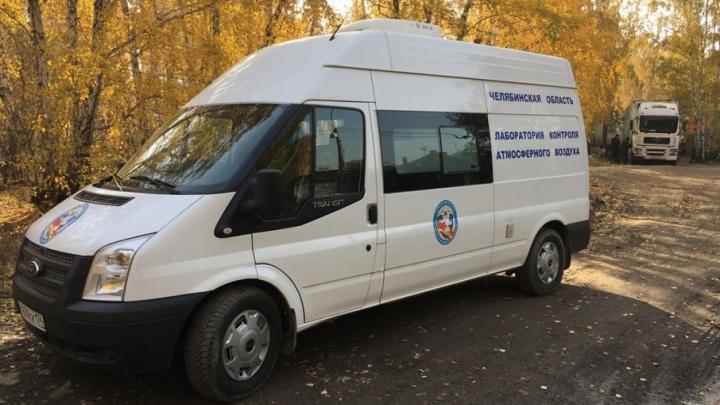 Тефтелев предложил во время смога в Челябинске не пользоваться машинами