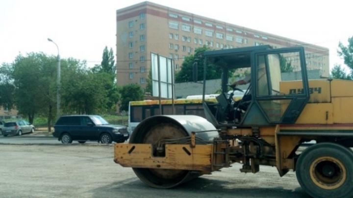 Около онкодиспансера в Волгограде появится социальная парковка