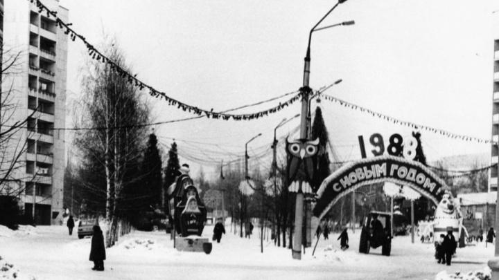 В Кировском районе Самары планируют воссоздать новогодние украшения из 1980-х годов