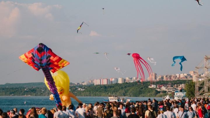 Салют, парад кораблей и КВН-марафон: в Самаре готовятся к празднованию Дня города