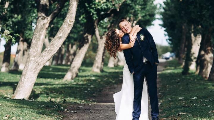 Муж и жена – одна сатана: голосуйте за самую красивую пару «Битвы свадебных фотографов»