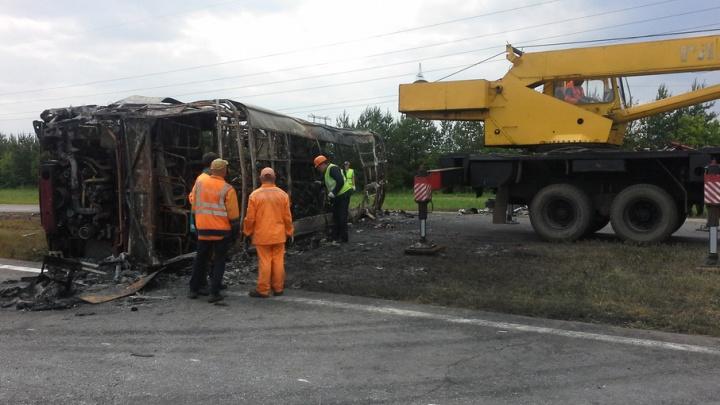 «Он грубо нарушил правила»: водителя автобуса Самара–Ижевск будут судить за смерть 14 пассажиров