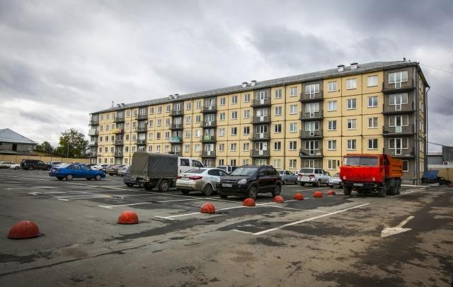 В Самаре застройщиков обяжут выделять на каждую квартиру парковочное место