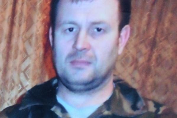 Денис Мурашов два года назад пропадал без вести.